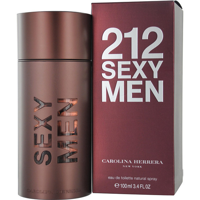 Carolina Herrera   212 Sexy Men 100ml (tester)