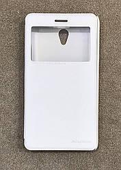 Чехол-книжка Nillkin для Lenovo S860 (Белый)