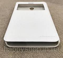 Чехол-книжка Nillkin для Lenovo S860 (Белый), фото 3