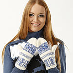 А у Вас вже є рукавиці з натуральної вовни? (Українська)