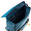 Трендовый школьный рюкзак с ортопедическими системами и умным органайзером. Бесплатная доставка., фото 7