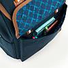 Трендовый школьный рюкзак с ортопедическими системами и умным органайзером. Бесплатная доставка., фото 8