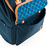 Трендовый школьный рюкзак с ортопедическими системами и умным органайзером. Бесплатная доставка., фото 9