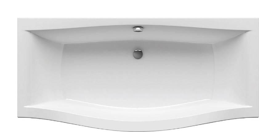 Комплект Ravak Magnolia 170 x 75 опора + панель + кріплення, фото 2