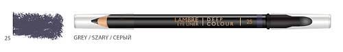 Карандаш для глаз LAMBRE Deep Colour Eye Liner №25 Grey/Серый