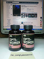 Optimum Nutrition Opti-Women 60 капс, фото 1
