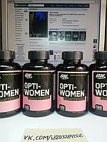 Optimum Nutrition Opti-Women 120 капс, фото 1