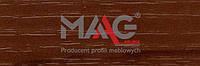 Кромка ПВХ Груша темная D2/4 MAAG 0.6х22 мм.