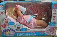 Кукла, пупс с аксессуарами в коробке
