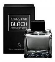 (Тестер) Antonio Banderas / Антонио Бандерас - Seduction in Black (100 мл.)  Мужские