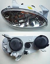 """Фара ГАЗ 31105 (Волга) Аутоматив """"Bosch"""" стекло (без рамки) прав. (ALRU.676512.060)"""
