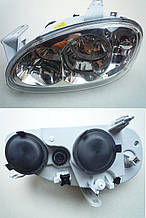 "Фара ГАЗ 31105 (Волга) Аутоматив ""Bosch"" стекло (без рамки) левая (ALRU.676512.059)"