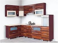 Кухня наборная Наоми 3