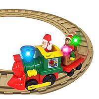Детская железная дорога киддиленд Рождественский экспресс Kiddieland 056770, фото 1