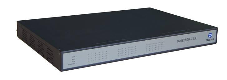 FXS шлюз Dinstar DAG2500-48S, фото 2