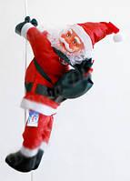 Хит! Рождественская фигура Санта Клауса 60 см на веревке
