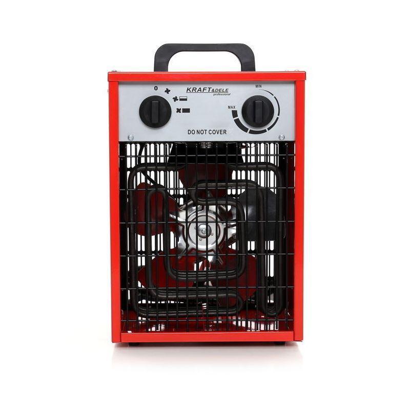 Электронагреватель 2,5 КВТ 230В KD11720