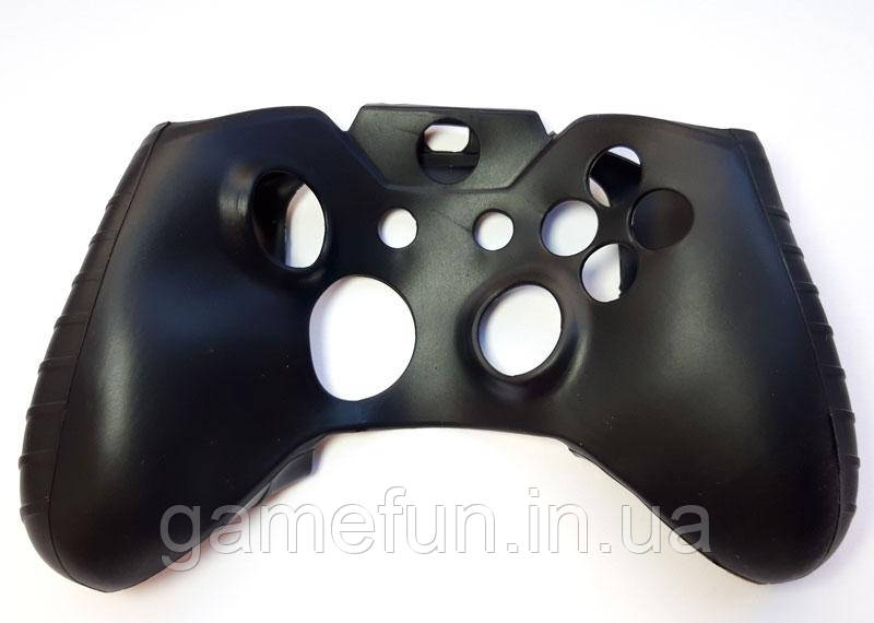 Силиконовый чехол для джойстика Xbox ONE (Чёрный)
