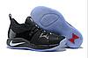 Баскетбольные кроссовки Nike PG2 PlayStation Trainers Black РЕПЛИКА ААА+