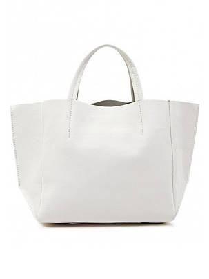 51676a8f27ab Белая сумка натуральная кожа 6585-11: продажа, цена в Киеве. женские ...