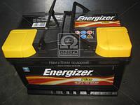 Аккумулятор   74Ah-12v Energizer Plus (278х175х190), R,EN680