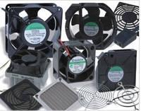 Вентиляторы приборные и аксессуары к ним