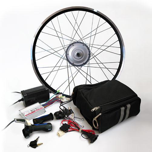 Электронабор для установки на велосипед 36V350W Стандарт 24 дюйма передний