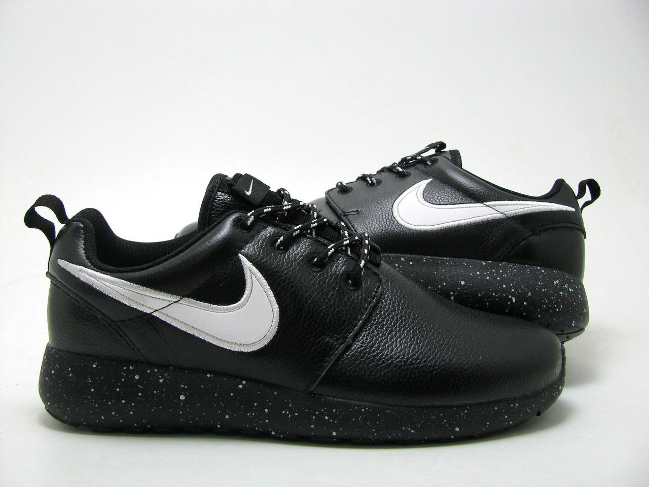 86230475 Женские кожаные кроссовки Nike roshe run (реплика) - купить по ...