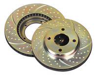 Тормозные диски EBC Subaru