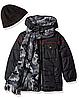 Куртка iXtreme с шарфом и шапкой для мальчика 4-5 лет