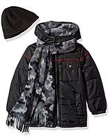 Куртка iXtreme с шарфом и шапкой для мальчика 4-5 лет, фото 1