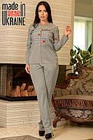 """Женский костюм """"Affaires"""". Размеры: 48, 50, 52-54, 56-58, 60-62. Розница+30 грн., фото 1"""