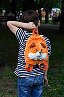 Рюкзачок лисичка квадрат