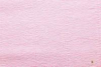 Креп бумага розовая