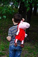 Рюкзачок пеппа свинка