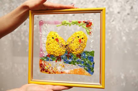 "Картина ""Цыплятина"", фото 2"
