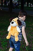Рюкзачок собачка рыжая