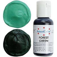 Краситель гелевый Americolor  Зеленый лес  21 грамм