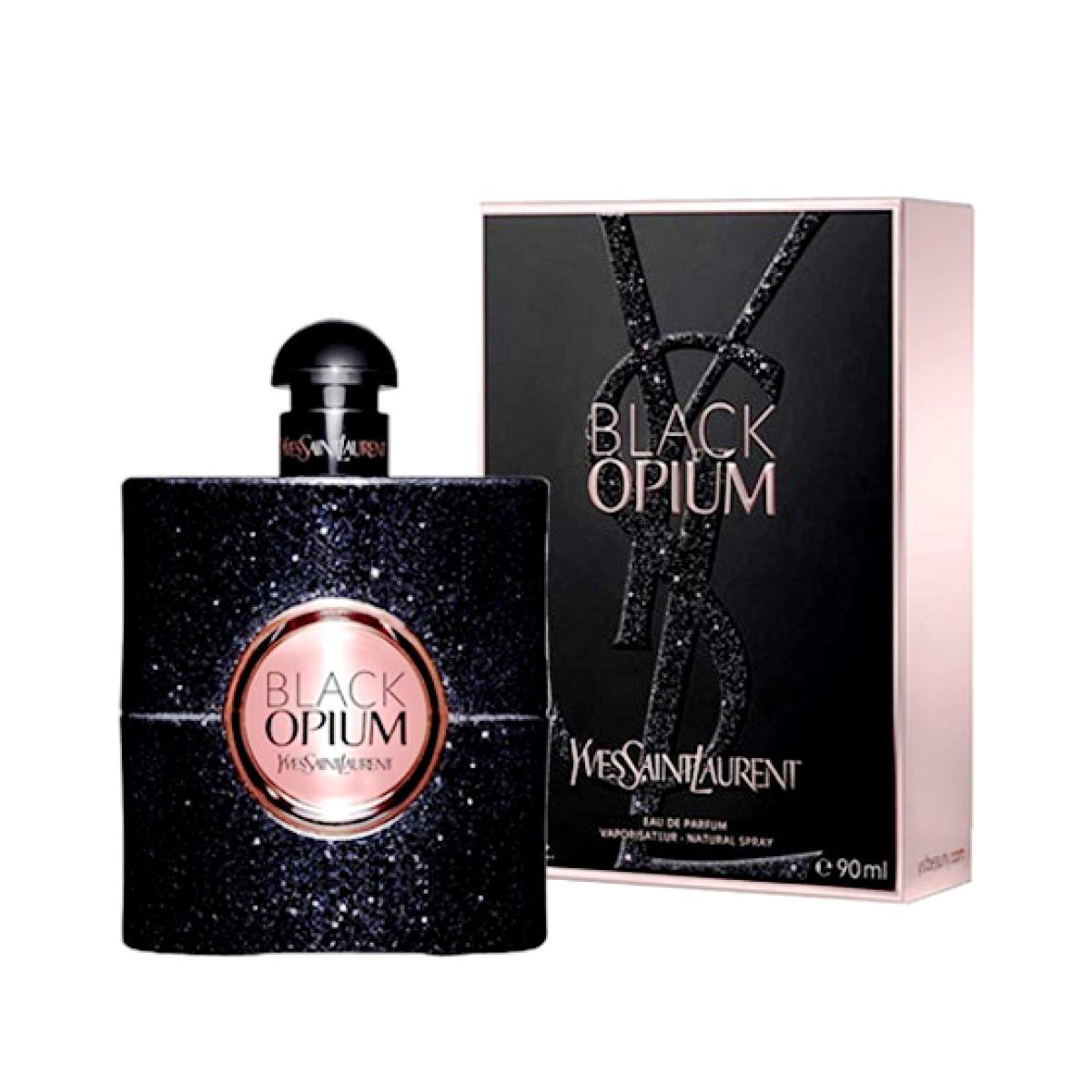 Парфюмированная вода женская Yves Saint Laurent Black Opium 90 мл