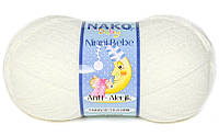 Nako Ninni Bebe (Нако Нини Беби) 30 антиалергенная детская  пряжа