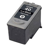 Картридж Canon PG-40, Black, iP1200/1800/2500, MP140/150/160/170/180/210/220/450/470, 16 мл, MicroJet (CC-H40B)