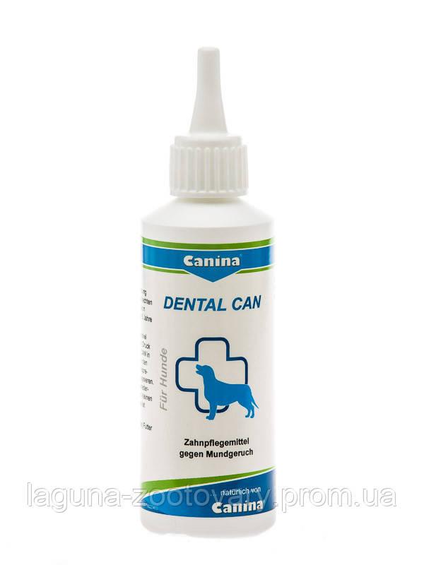 Канина Dental Can 100мл устр. запаха из пасти, для здор. зубов и десен