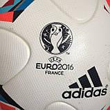 Мяч футбольный Adidas Beau Jeu EURO16 OMB AC5415 (размер 5), фото 8
