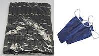 Трусы одноразовые, упаковка 50 шт. (синие, белые)