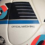 Мяч футбольный Adidas Beau Jeu EURO16 OMB AC5415 (размер 5), фото 9
