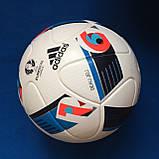Мяч футбольный Adidas Beau Jeu EURO16 OMB AC5415 (размер 5), фото 6