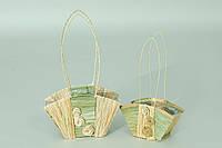 Декоративные сумочки 2 шт., фото 1