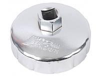 Съемник масляного фильтра 76мм/12граней (французы), (4669) JTC