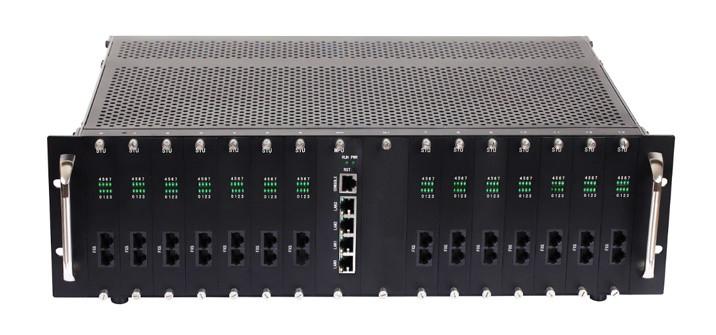 FXS шлюз Dinstar DAG3000-112S