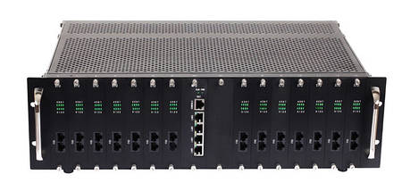 FXS шлюз Dinstar DAG3000-112S, фото 2